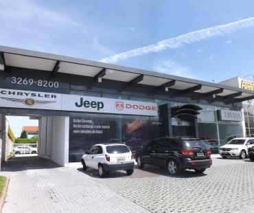 Cocessionária Seminovos: Chrysler - Dodge - Jeep - Divesa. -
